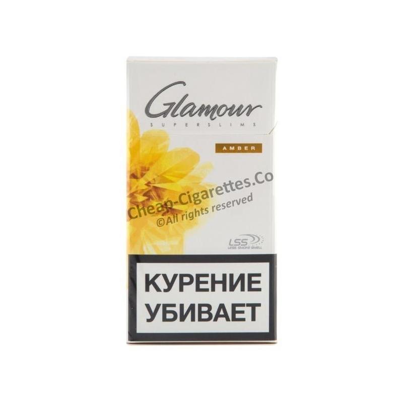Купить сигареты гламур амбер где можно купить электронную сигарету вейп