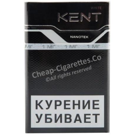 Сигареты кент нано уайт купить производитель табачных изделий