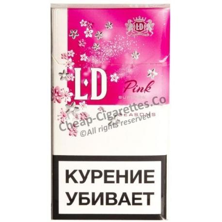 LD Pink SS