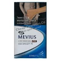 Mevius Compact Silver 4