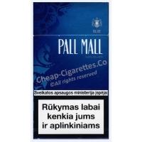 Pall Mall Blue SS