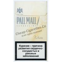 Pall Mall White SS