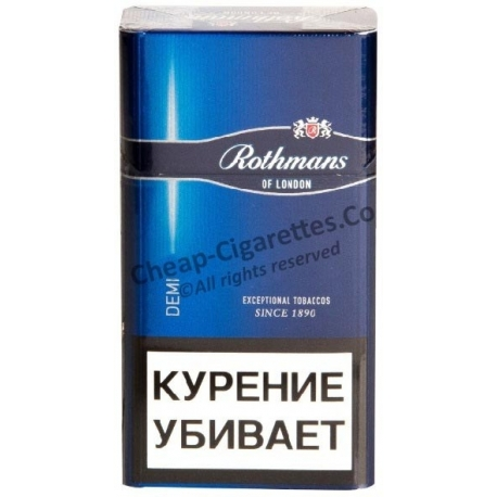 Rothmans Demi 6mg