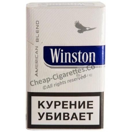 Сигареты винстон синий купить куплю сигареты в харькове