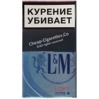 L&M Loft Sea Blue