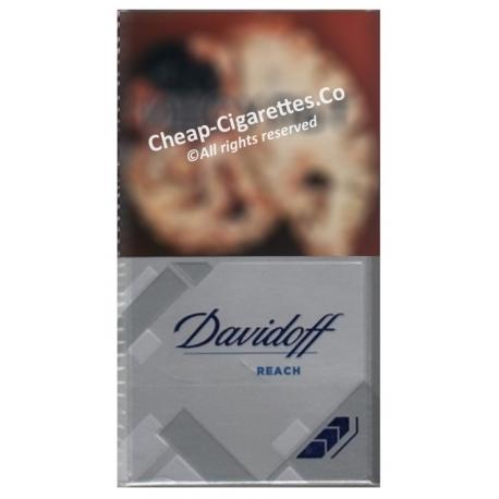 Davidoff Reach Silver