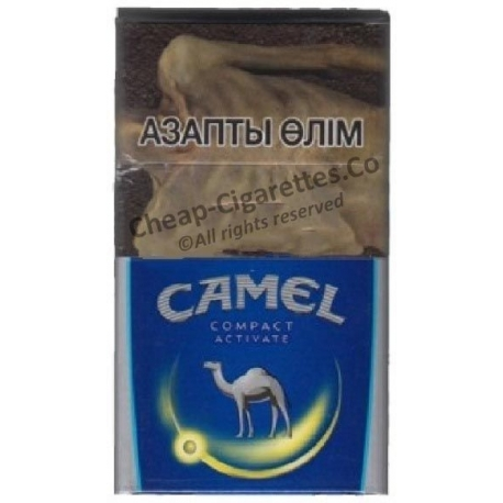 Cheap Camel Compact Activate Cigarettes Lowest Price Online